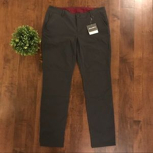 *NWT* Eddie Bauer Voyager Carbon Travel Pants